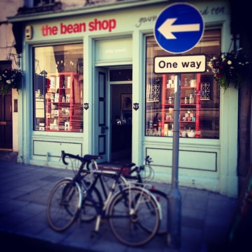 The Bean Shop and Bikes