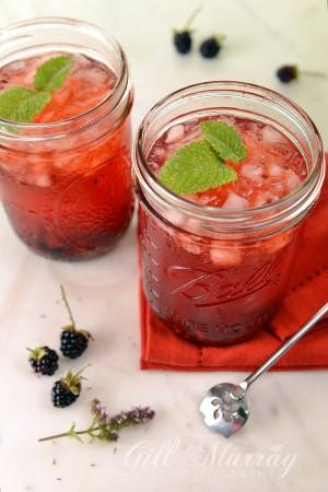 Forager's Brambley Gin